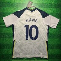 NEW Kane 2021 Tottenham Home Jersey