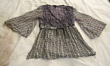 Damen-Blusen ohne Kragen H&M hüftlange Damenblusen, - tops & -shirts