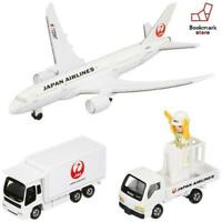 TAKARA TOMY Tomica 787 Airport Set (JAL)
