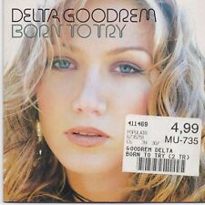 Delta Goodrem-Born To Try cd single