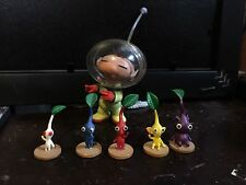 Pikmin Figures (with Olimar)