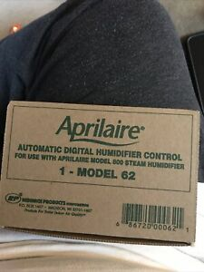 Aprilaire 62 Automatic Digital Humidistat Controller Steam For 800 Humidifier