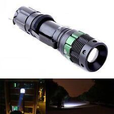 Lampe LED 7W STROBOSCOPE-3 modes d'éclairage avec molette zoom