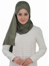 CS-45 Fertig Kopftuch Praktisch Hijab Türban Esarp Sal Tesettür Khimar