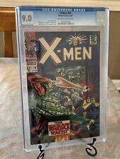 X-men 30 CGC 9.0  old label.