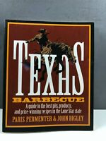 Vtg. Texas Barbecue: A Guide to the Best Pits, Products, and Prize-Winning Recip