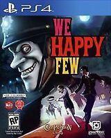 We Happy Few (Sony PlayStation 4, 2018)