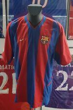 Maillot jersey trikot shirt maglia camiseta barcelona barcelone 2002 2003 02 03