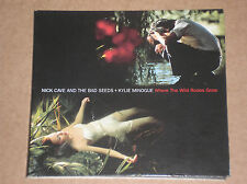 NICK CAVE + KYLIE MINOGUE - WHERE THE WILD ROSES GROW - CD MAXI-SINGLE