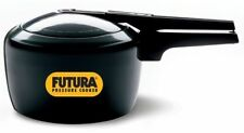 Futura F40 Hard Anodized Pressure Cooker from Hawkins, 3.0-Litre Capacity