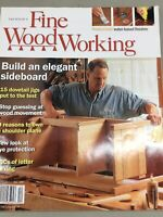 Taunton Fine Wood Working Magazine Vintage December 2006 Home Building Hardware