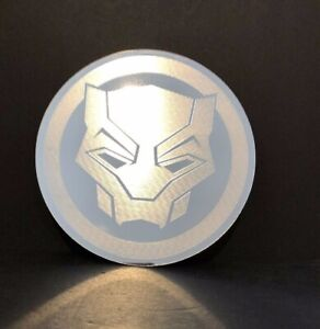 Black Panther Marvel Locker Mirror Buckle Down Products NEW