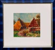Von der Heydt Museum Wuppertal- Marx von Söhnen 1882-1960 Normandie  20-081x