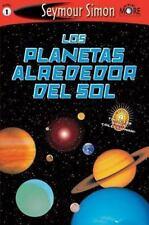 SeeMore Readers Planetas Alrededor del Sol: (Planets Around the Sun) (-ExLibrary