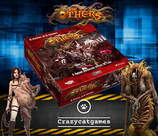 The Others: 7 Sins Board Game - New, Express Postage (Board Games, CMON)