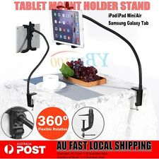 Stand Holder Tablet Mount 360° Rotating Bed Desk Lazy iPad 2 3 4 Air Mini