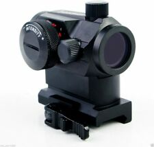 Red Dot Sight Aimpoint T1 Airsoft Black New Scope Holographic