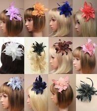 Juelz Feather Wedding Fascinators & Headpieces for Women