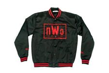 nWo Red Logo WWE Fanimation Chalkline Jacket
