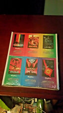 Star Trek SkyBox Wax Trading Cards Complete 6 Motion Pictures Collection Set