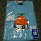 Yoshitomo Nara Print T-shirt ARASHI 24Hour TV Program 2012 Blue M Medium Size