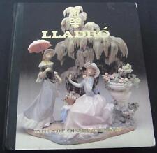Lladro The Art Of Porcelain Salvat Editores 1984 Hardcover HC