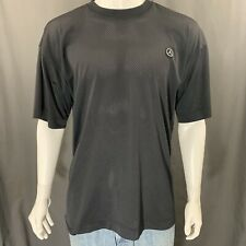 Jordan Brand Black Short Sleeve Mesh Jersey T-Shirt Men's Size XL