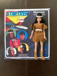 Star Trek Miramanee Custom Action Figure