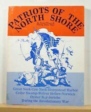 Patriots of the North Shore 1976 Wanzor Nassau County New York Revolutionary War