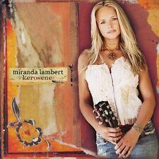 MIRANDA LAMBERT : KEROSENE (CD) sealed