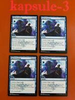 4x Saw It Coming | Kaldheim | MTG Magic Cards