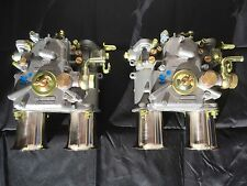 Original Weber 45 DCOE Vergaser 1 Satz NEU 45DCOE152G 45er Doppelvergaser