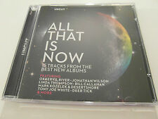 Uncut Presents - All That Is Now (CD Album 2013) Used Very Good