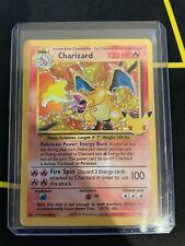 Pokemon 25th Anniversary Celebrations Cards!