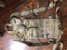 US Military Issue Multicam Camo Camelbak Hydration System Backpack used