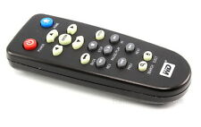Western Digital WD TV Live Plus HD Media Player GENUINE Remote WDBABX0000NBK