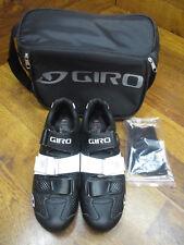 NEW GIRO PROLIGHT SLX II EC90 CARBON ROAD CYCLING SHOES  43.5 US SIZE 10 BLACK