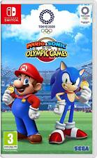 Mario & Sonic at the Olympic Games Tokyo 2020 SWITCH *PRE-ORDER* Out 08/11/19
