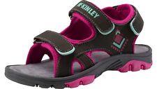 McKinley Mädchen Trekking-Sandale TARRIKO III JR anthrazit pink