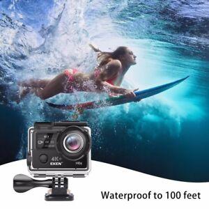 EKEN H6S 4KUltra Free Freight WiFi 2'' Sport Cam W/P Bonus 2x batt duel charger