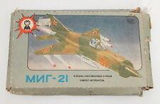 Camolet Samolet MiG-21 1/72 Russian Model Kit R9056