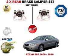 für Volvo S60 + AWD 2000-2010 NEU 2x Hinten Links+rechts Bremssattel Set