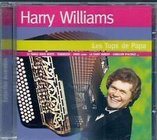 CD COMPIL 12 TITRES--HARRY WILLIAMS--LES TOPS DE PAPA / ACCORDEON