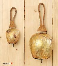 Scacciapensieri e campanelle decorative da giardino in metallo