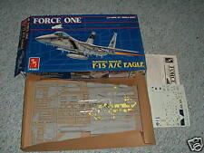 AMT Ertl  1/72 Force One F-15 A/C Eagle