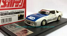 1/43 HI-STORY MODELER'S MECHA DOC MAZDA RX7 SA22C rotary resin model car