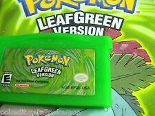 Unlocked AUTHENTIC LeafGreen All 386 Legit Legal Pokemon Nintendo DS GBA PokEdit