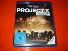 Von den Machern von Hangover PROJECT X Extendet Cut BR*** Blu Ray