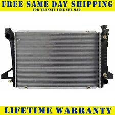 Radiator For Ford Fits Bronco Pickup F-150 F-250 F-350 4.9 V6 6Cyl 1452