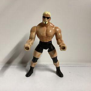 WCW Grip N Flip Big Poppa Pump Scott Stiener 1999 Action Figure Marvel Toys